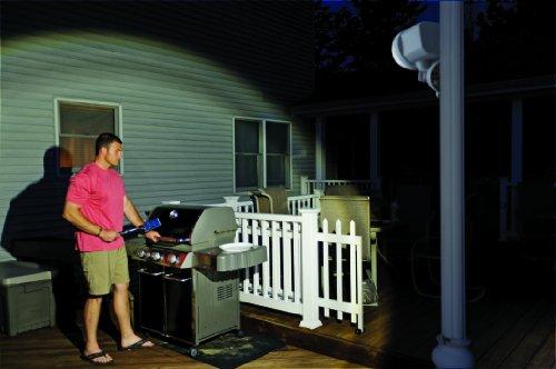 Mr Beams Spot LED sans fil ultra lumineux 300 lm, à piles, avec détecteur de mouvement, white single pack spotlight 3.5 wattsW 6 voltsV