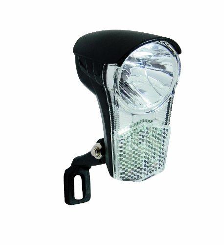 Büchel Scheinwerfer LED 10 Lux mit Schalter, schwarz, 50170