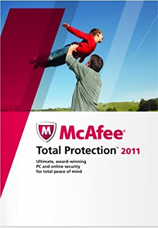 McAfee Total Protection 2011 3 User
