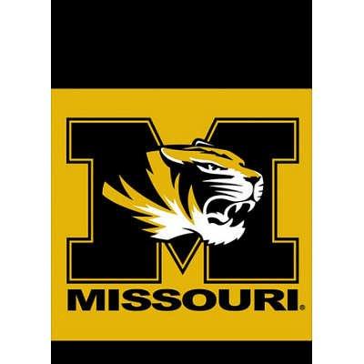NCAA Missouri Tigers 2-Sided Garden Flag