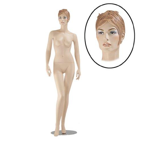 Female Designer Mannequin Display Flesh Tone NEW FJL11