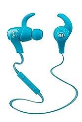 Monster MH-ISRT-WL-IE-BL-BT-WW Bluetooth In-Ear Headphones (Blue)