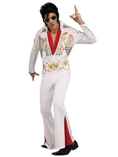 Deluxe Elvis Costume - Small - Chest Size 34-36