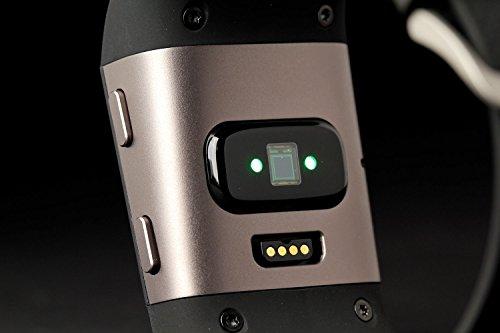 腕時計 心拍計 フィットビット サージ Fitbit surge 心拍数 モニター L アウトレット 並行輸入品 [並行輸入品]