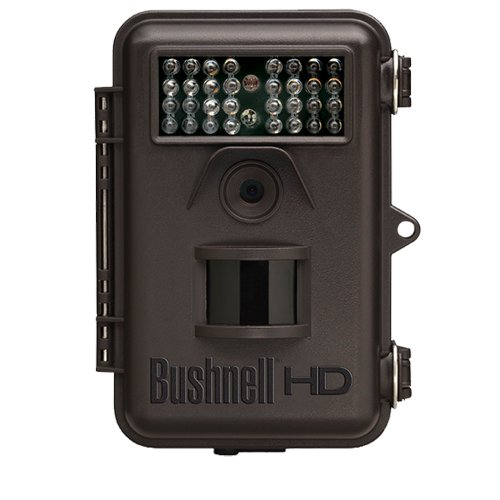 Brand New Bushnell Trophy Cam Hd Trail Camera - Brown
