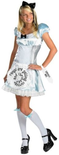 WMU 566684 14-16 Alice Teen Costume