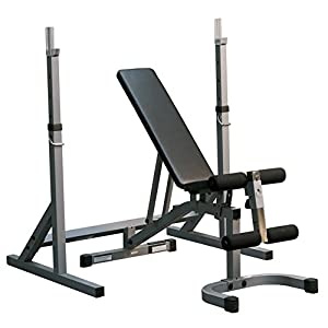 Amazon Com Powerline Squat And Bench Combo Package