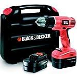 Black & Decker EPC14CABK Perceuse san...