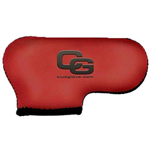 Club Glove Golf XL Gloveskin Blade Putter Cover (Red) (Blade Gloves compare prices)