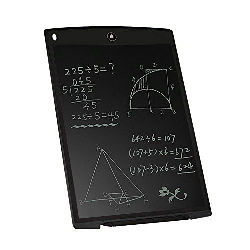 fuqun-electronic-memo-pad-electronic-notepad-message-board-digital-paper-lcd-liquid-crystal-12-inche