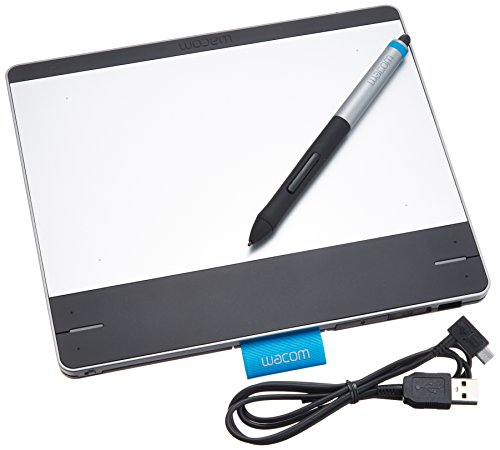 wacom Intuos Pen & Touch small Sサイズ CTH-480/S0