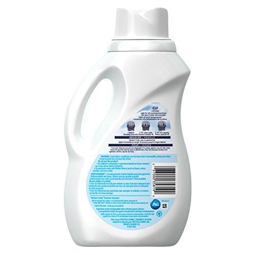 Downy Ultra Fabric Softener Free And Sensitive Liquid 40
