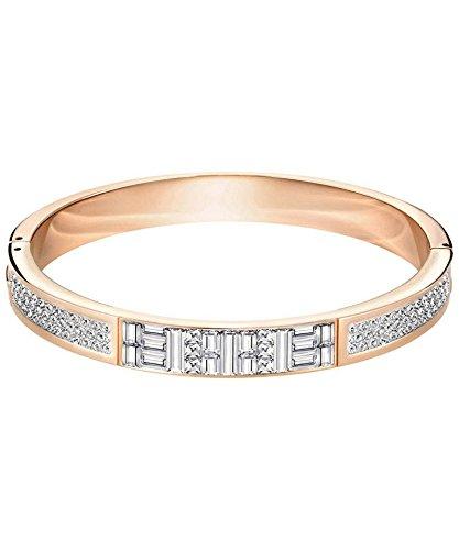 SWAROVSKI - Il braccialetto stretto SWAROVSKI Ethic 5202244 - 54X48mm