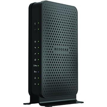 Netgear C3700 DOCSIS 3.0 N600 Wi-Fi Cable Modem Router