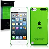 iPod Touch 5 Slim Fit Snap On Case / Cover / Shell / Shield - Greenby TERRAPIN