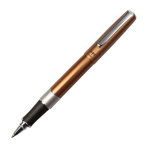 Tombow Centennial Ultra Rollerball Pen, Bronze, 1-Pack (55061) by Tombow (Tombow Centennial compare prices)