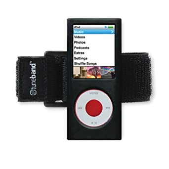 a87ed601fb48b Tuneband for iPod nano 4th Generation, Armband Compatible with Nike+ ...