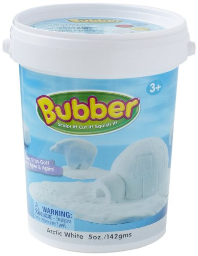 WABA Fun Bubber 5oz Bucket, White