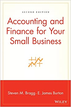Accounting and Finance for Your Small Business (2nd edition)