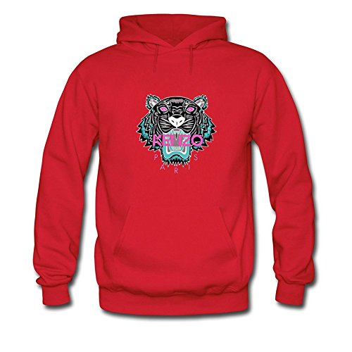 Kenzo Tiger Classic Logo For Boys Girls Hoodies Sweatshirts Pullover Outlet