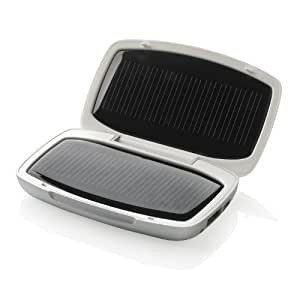 XD Design Sol Travel Charger,800mAh Battery,Solar panel 90mA,Mobile Charger