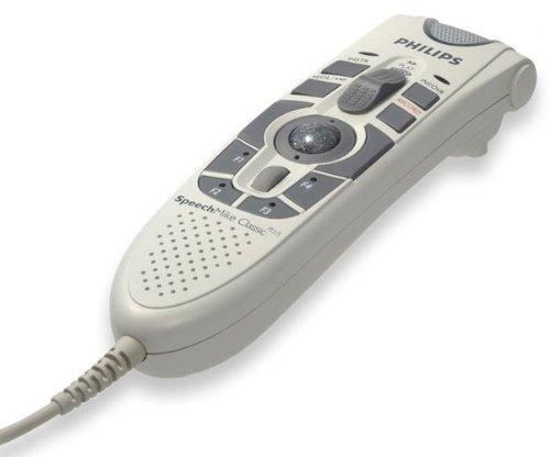Philips SpeechMike Classic LFH5272 USB Professional Dictation Microphone Mic