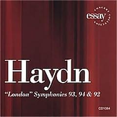 Symphonies 92 93 & 94