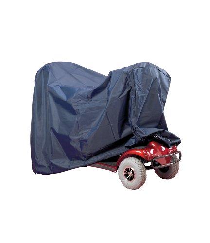 Homecraft - Telo di copertura per carrozzina elettrica, colore: Blu