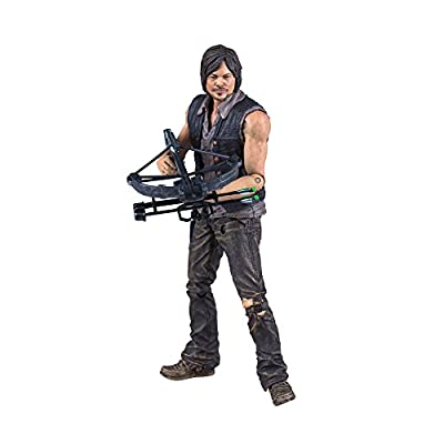 McFarlane Toys The Walking Dead TV Series 6 Daryl Dixon Action Figure by McFarlane Toys