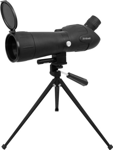 Ncstar 20-60X60 Spotting Scope/Green Lens/Red Laser/With Tripod (Nb206060G)