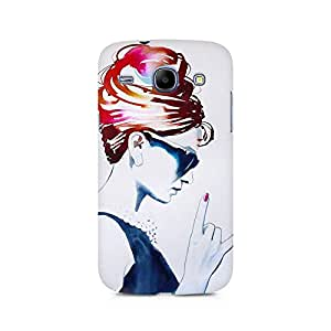 Mobicture Pattern Premium Designer Mobile Back Case Cover For Samsung Grand Duos 9082