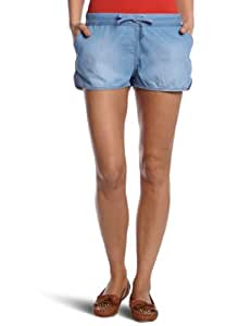 Protest Calley Short femme Denim Light FR : 36/38 (Taille Fabricant : S/36)