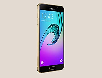 Samsung Galaxy A7 2016 Dual Sim SM-A710FZDFINS - 16 GB 4G LTE Cat6 64bit Octa Core sAMOLED 13MP 5MP Finger Scanner...
