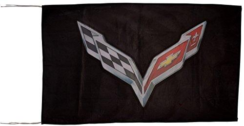 chevrolet-corvette-c7-black-flag-banner-3-x-5-ft