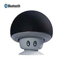 buy Dwt Tech Mini Mushroom Portable Bluetooth 4.1 Wireless Stereo Speaker Hands-Free Bluetooth Speaker With Built-In Mic For Iphone,Samsung,Ios And Android Smartphones