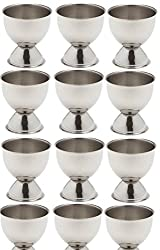 Dynore Set of 12 Egg Cups Large