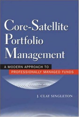 Core-Satellite Portfolio Management: A Modern Approach for Professionally Managed Funds