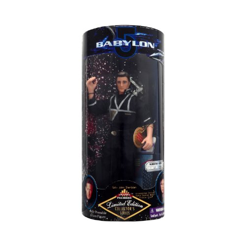 "Babylon 5 Captain John Sheridan 9"" Limited Edition Action Figure"
