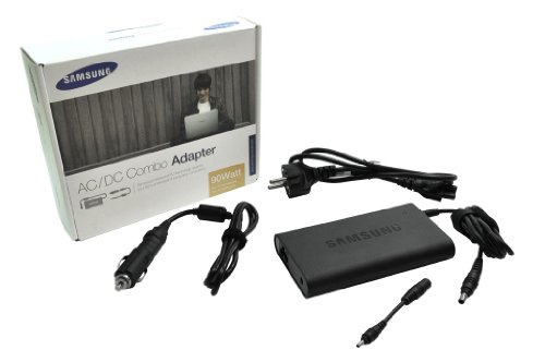 Notebook Reise Adapter Samsung 90 Watt original f&#252;r Samsung R530-JS07DE