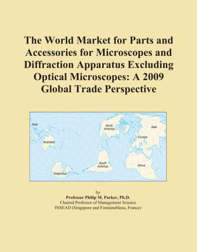 The World Market For Parts And Accessories For Microscopes And Diffraction Apparatus Excluding Optical Microscopes: A 2009 Global Trade Perspective