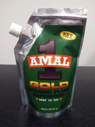 Certified Organic Plant Superfood - Wet Formula 2-2-0.2 Plus 15% Amino Acid