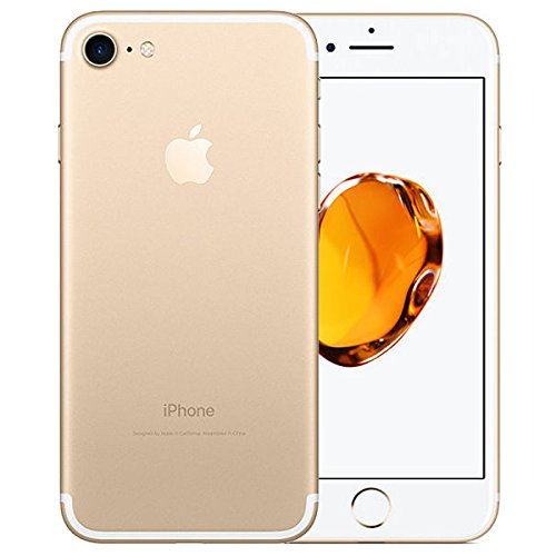"Apple iPhone 7 Smartphone  4G (Display: 4,7"" - 32 GB - iOS 10) Oro [Italia]"