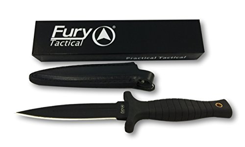 Fury Tactical 9-Inch Boot Knife