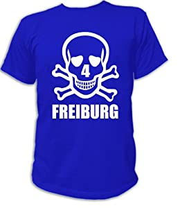 Artdiktat T-Shirt I die for Freiburg
