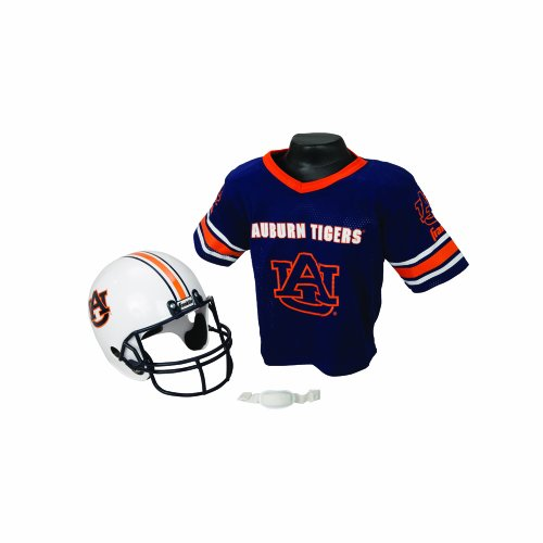 NCAA Auburn Tigers Helmet and Jersey Set at Amazon.com