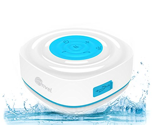 Tmvel Mini Waterproof Wireless Speaker