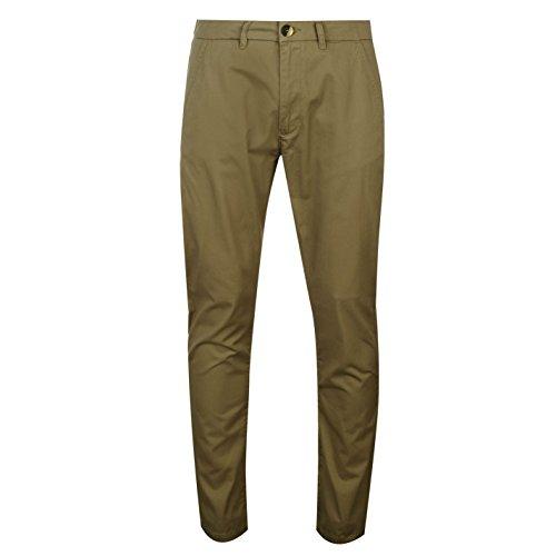 Pierre Cardin -  Pantaloni  - Uomo cachi W38