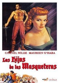 Los hijos de los mosqueteros / Sons of the Musketeers ( At Sword's Point )
