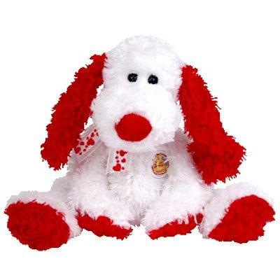 Ty Beanie Babies Adonis - Dog (BBOM February 2005)