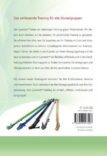 gymstick das sichere training zum erfolg udo niesten dietrich allemand broche ebay. Black Bedroom Furniture Sets. Home Design Ideas
